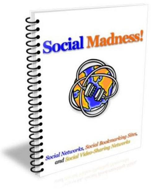 Product picture Social Madness PLR.zip