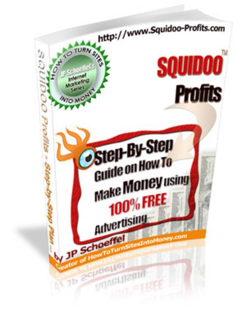 Product picture Squidoo Profits MRR.zip