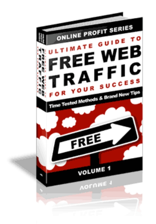 Product picture Ultimate Guide To Free Web Traffic.zip